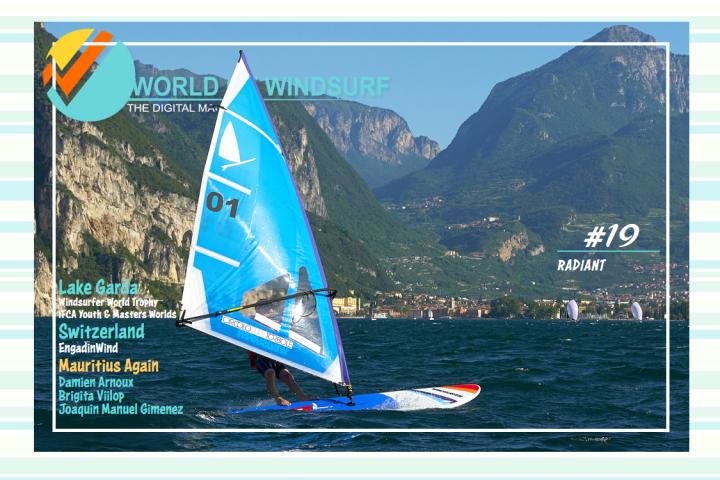 Cover ed19 World of Windsurf Aug-Sep