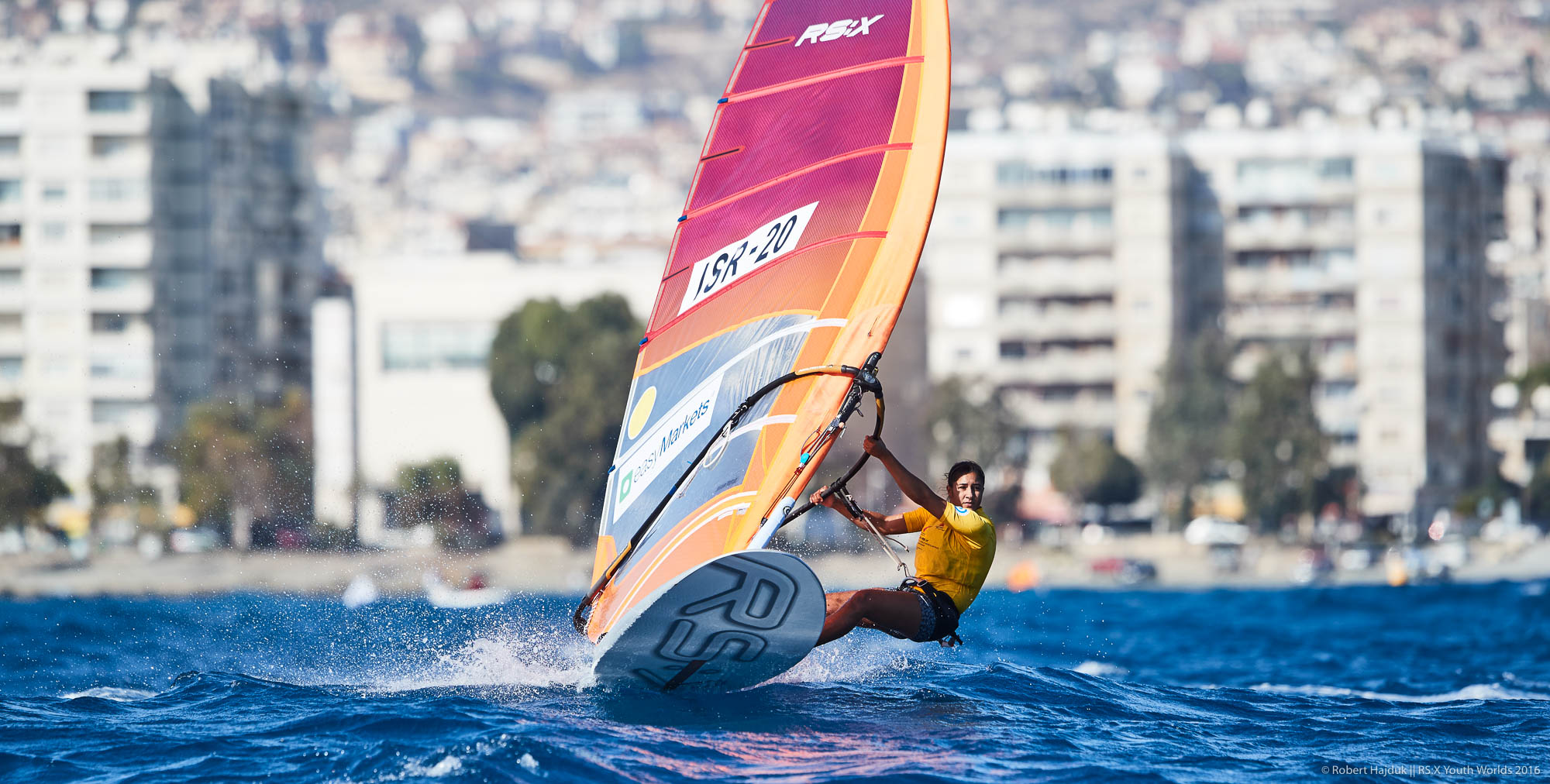 RS:X Youth World Championship || 2016-11-21, Limassol, Cyprus || © Copyright 2016 || Robert Hajduk - ShutterSail.com || All Rights Reserved ||