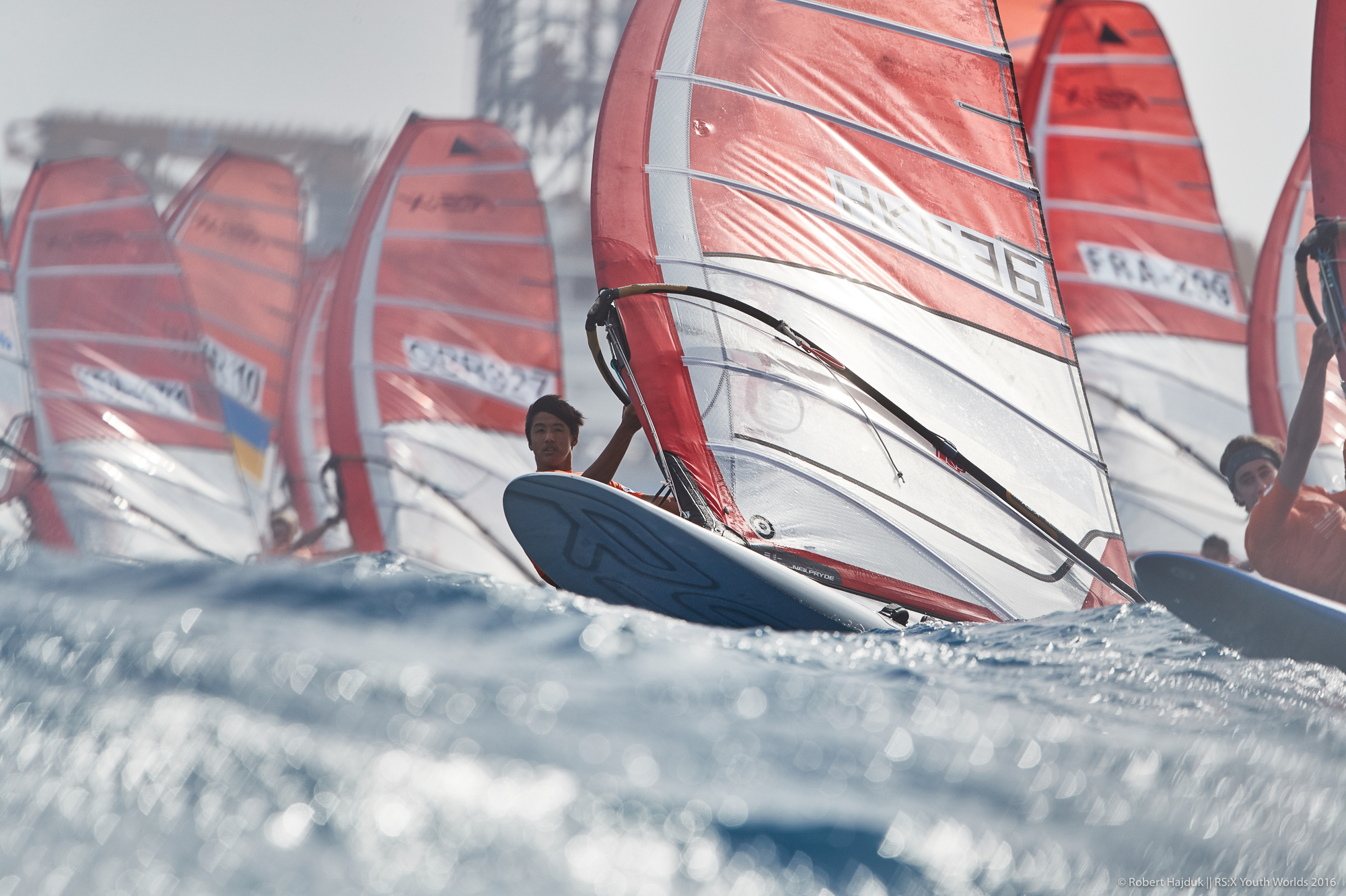 RS:X Youth World Championship || 2016-11-22, Limassol, Cyprus || © Copyright 2016 || Robert Hajduk - ShutterSail.com || All Rights Reserved ||