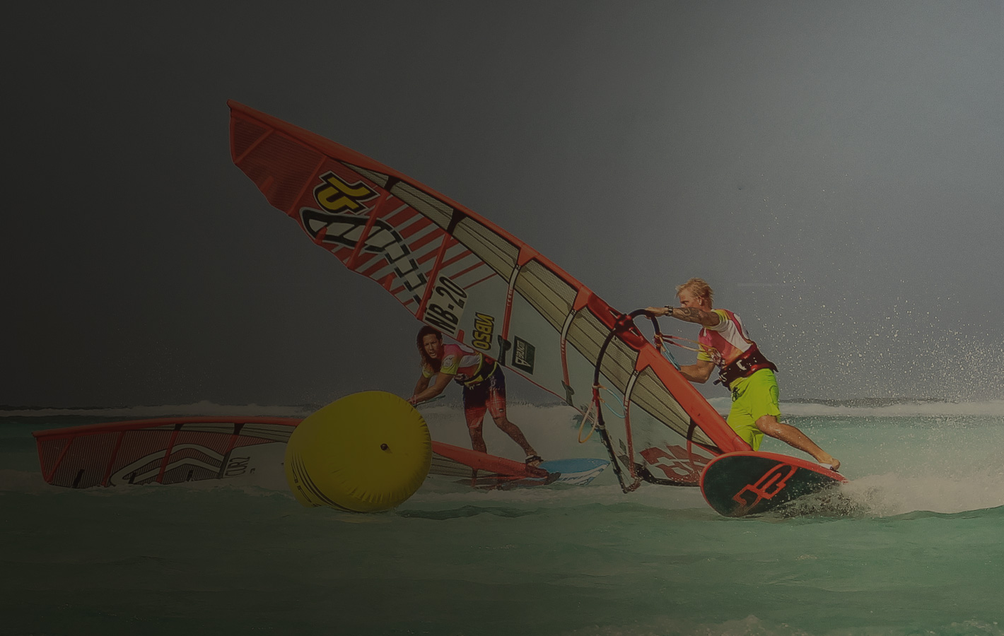 OLYMPIC WINDSURFING 2024 | World of Windsurf | The Digital